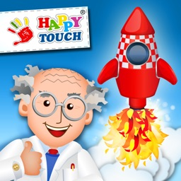 A Funny Rocket Constructor by Happy-Touch® Free