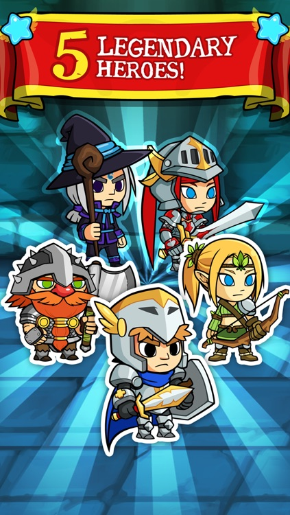 Puzzle Lords - Match-3 Battle RPG Game screenshot-3