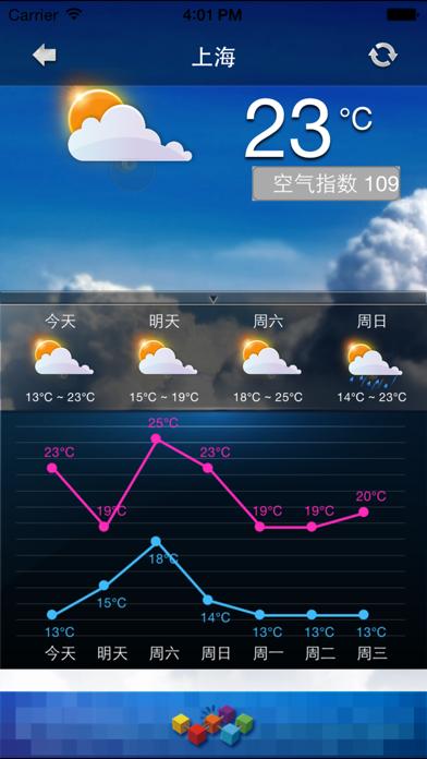 中国天气のおすすめ画像4