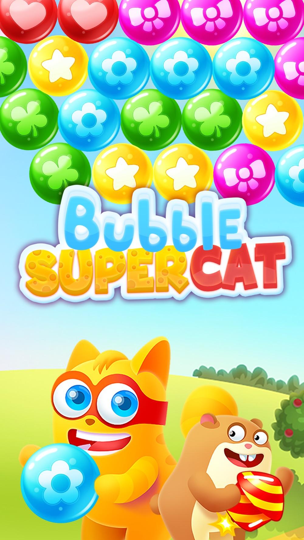 Bubble SuperCat Cheat Codes