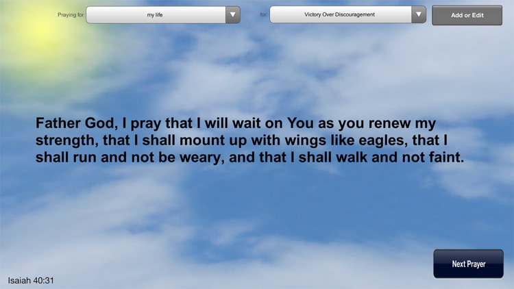 Bible Prayers screenshot-3