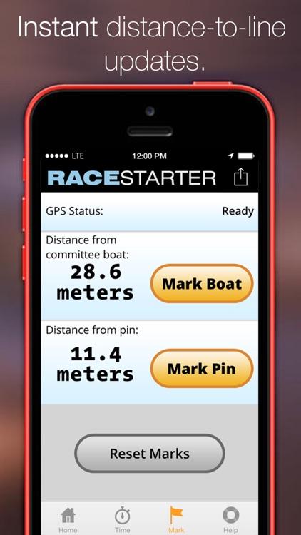 Sailboat Race Starter and Regatta Timer screenshot-3