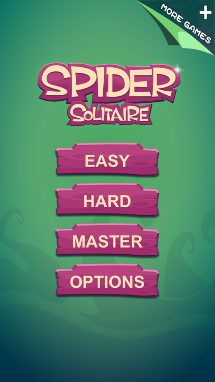 Card: Spider Solitaire ^
