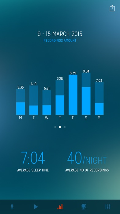 Sleep Talk Recorder Screenshots
