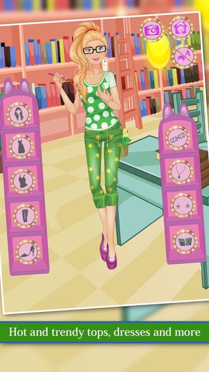 college girl dressup - new stylish girls game by Nikunj Sakariya