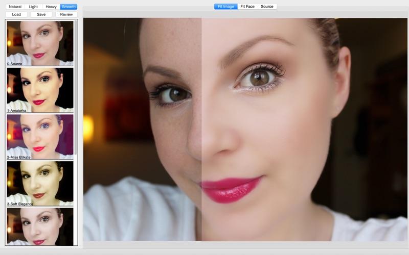 Portrait Retouching-Face Beauty and Skin Whitening screenshot 2