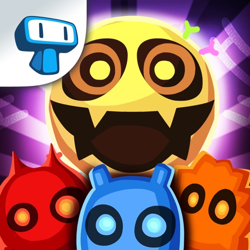 oNomons - Free Match 3 Puzzle Game
