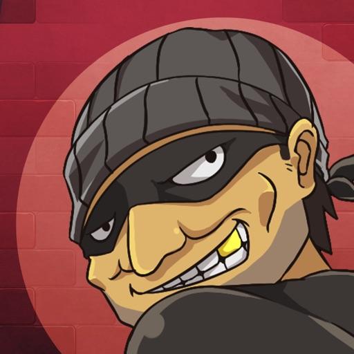 Beat the Bandit: Lawless Robber Jailbreak Smackdown