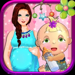 Newborn Baby Doctor Clinic – baby and mother care games