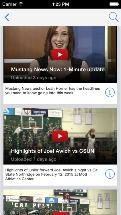 Mustang News screenshot-4