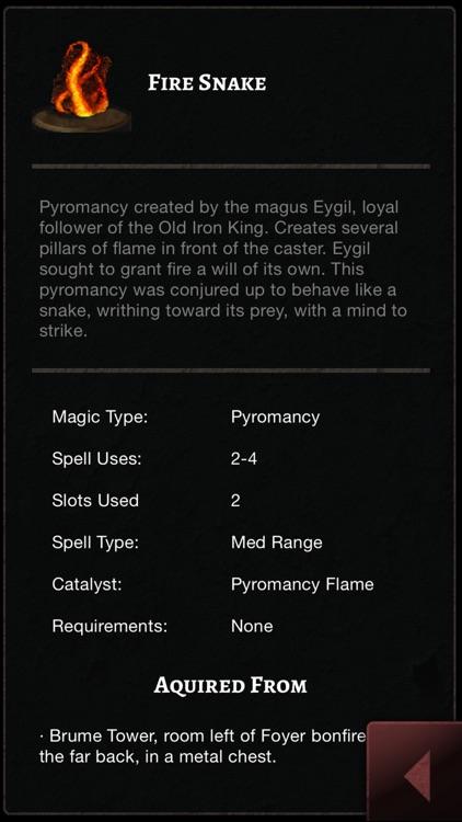 Game Guide for Dark Souls 2 screenshot-4