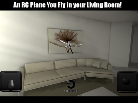 Screenshot #1 for Butterfly RC Plane Simulator