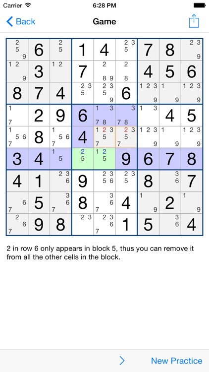 Sudoku 101 (Free) screenshot-0