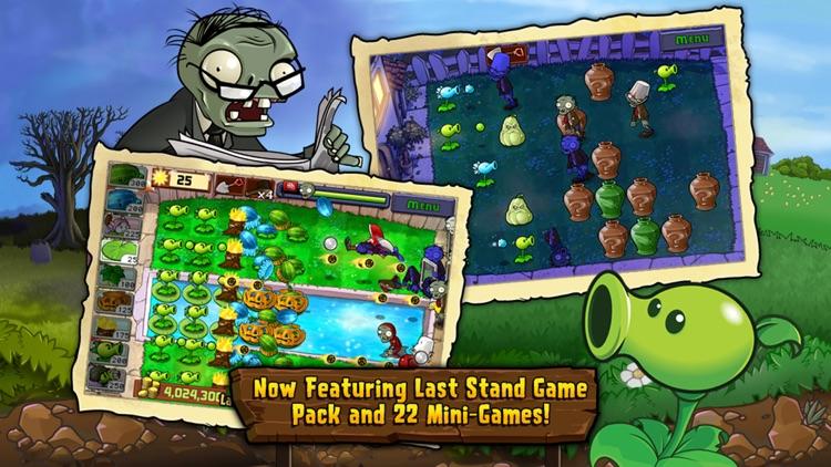 Plants vs. Zombies FREE screenshot-3