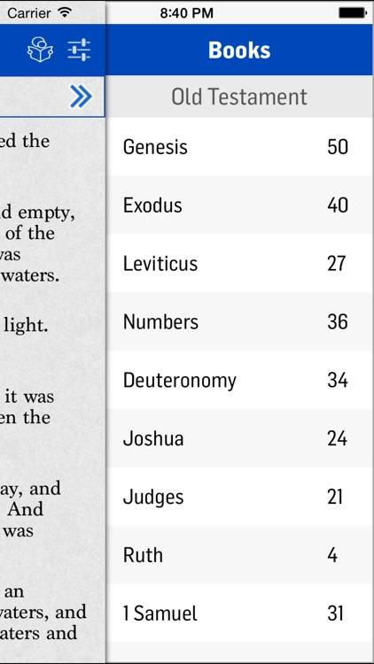 The Darby Bible screenshot-4