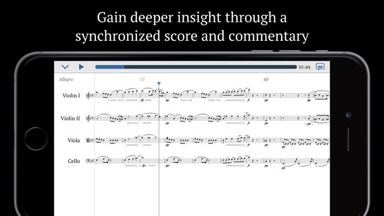 Juilliard String Quartet – An Exploration of Schubert's Death and the Maiden screenshot-3