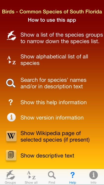 Birds - Common Species of South Florida screenshot-4