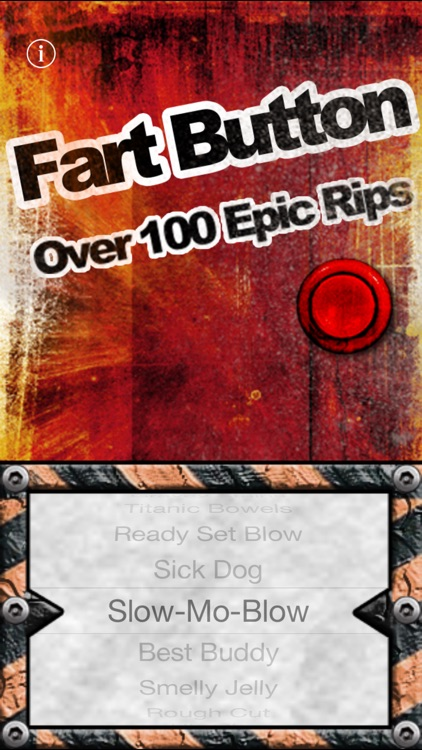 Fart Button - Epic Rip Edition with Over 100 Epic Rips screenshot-3