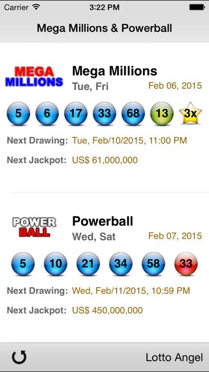 Lotto Angel - Mega Millions & Powerball