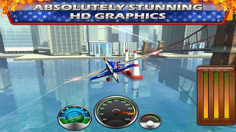 Stunt Plane Parking Master screenshot-3