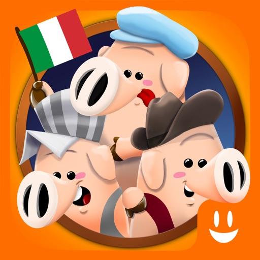 I Tre Piccoli Porcellini: Storia & Giochi