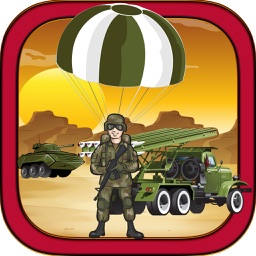 Air Troops - Little War Soldier Parachute