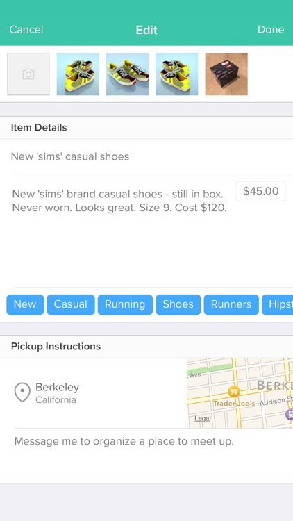 Neerbuy - Buy and sell stuff locally