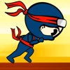 Super Kid Ninja Running Adventure - Awesome street Ninja race