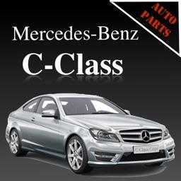 Autoparts Mercedes-Benz C-class