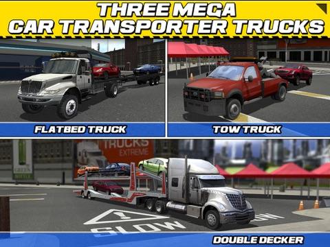 Car Transport Truck Parking Simulator - АвтомобильГонки ИгрыБесплатно для iPad