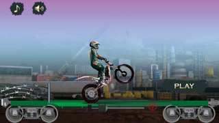 Rail Bike Trial Run screenshot one