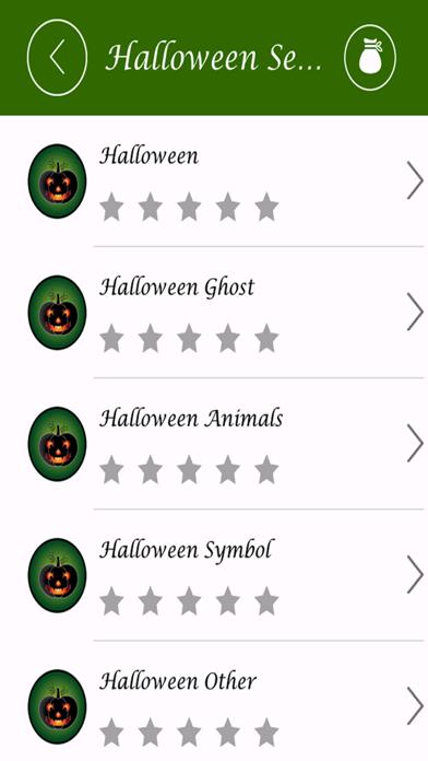点击获取Halloween word search Free