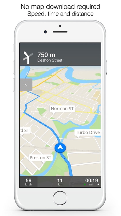 Pennsylvania Offline Maps & Offline Navigation screenshot-3