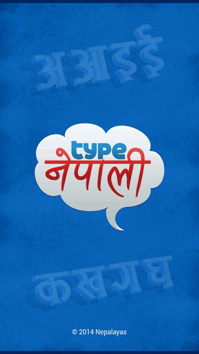 Type Nepali by Nepalayas