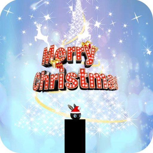 Stick Hero Xmas -- Christmas Edition Fiery Release With Best Friends icon