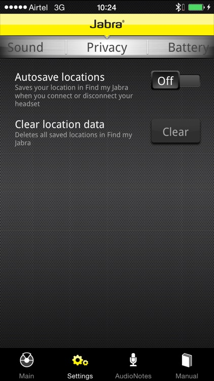 Jabra CONNECT screenshot-3