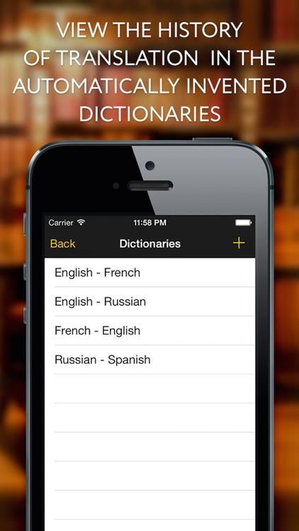 Diglot - EReader Translator for help language learners screenshot-4