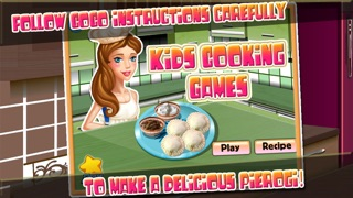 Kids Cooking Games screenshot one