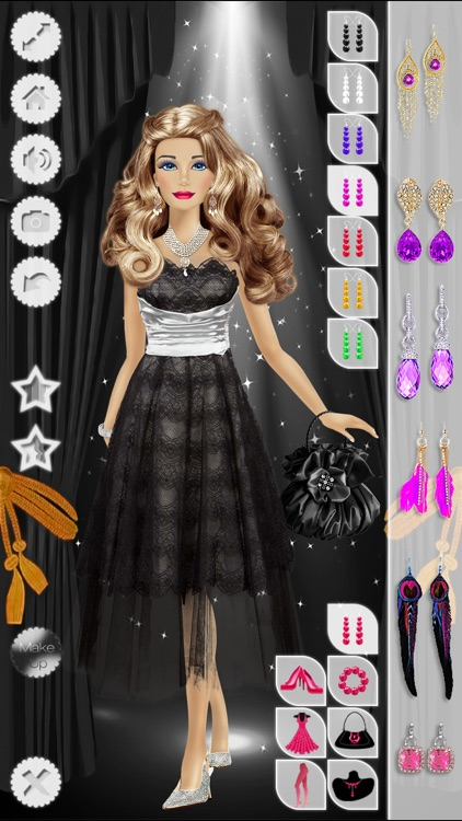 Makeup & Dressing Up Princess screenshot-3