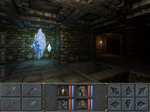 Игра Legend of Grimrock