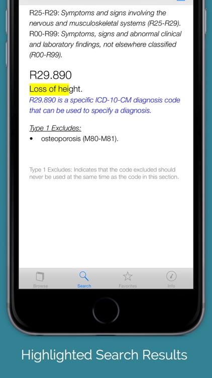 ICD 10 Free screenshot-4