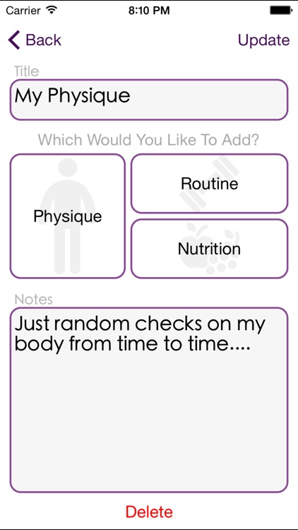 fitjour start your fitness journal today by merrick lee