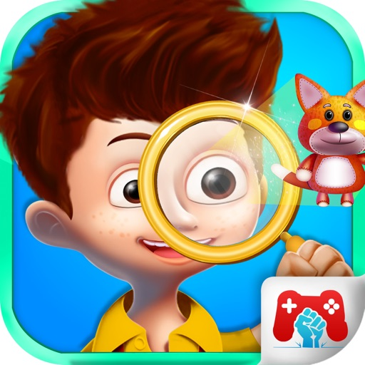 Hidden Objects Kids Adventure