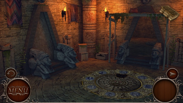 The Mystery of the Mayan Ruins LITE screenshot-3