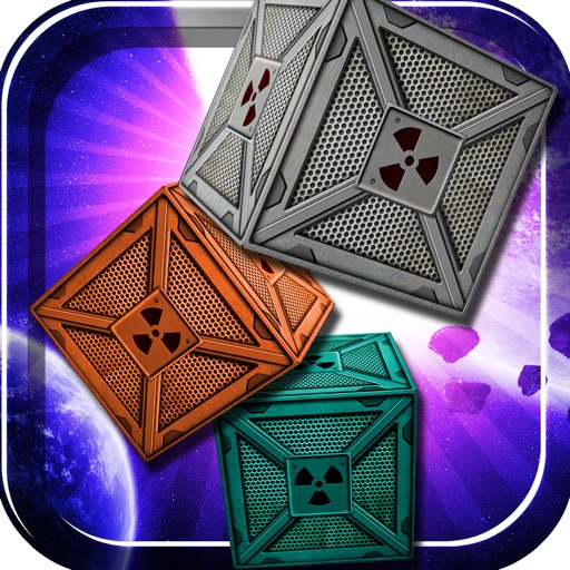 A Space Frontier Crane Stacker Game Pro Full Version icon