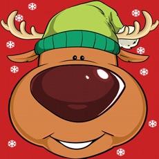 Activities of Hungry Reindeer