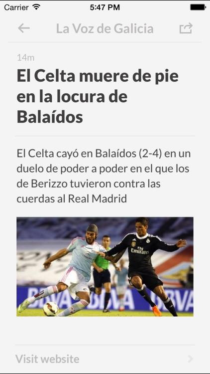 Periódicos ES - Los mejores diarios y noticias de la prensa en España screenshot-3