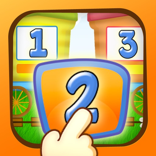 Preschool Numbers - Play & Learn HD Lite