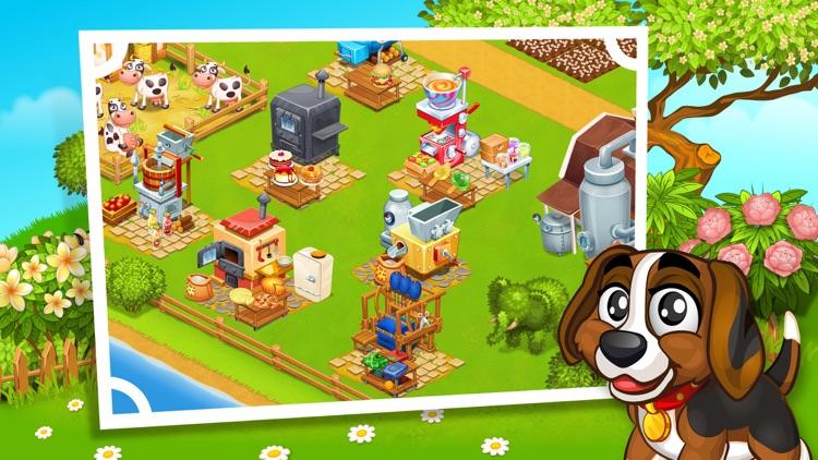 New Farm Town™ screenshot-3