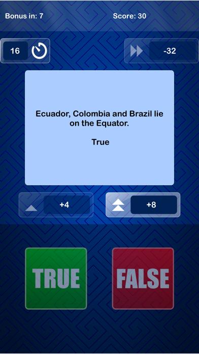 True Or False - The Gamble screenshot four
